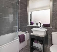 tiling ideas for small bathrooms gray tile small bathroom image bathroom 2017