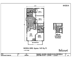 manorwood ranch cape homes belcourt nh330a find a home if you are looking for a custom design that requires a total redraw by our in house drafting team manorwood can do it manorwood s plans are popular in