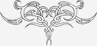 lower back heart tattoo design tattoo designs tattoo pictures