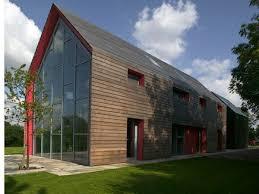 bar modern barn house plans