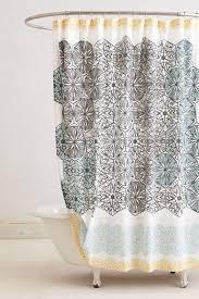 stunning anthropologie shower curtain gallery interior design kaleidoscope patch shower curtain anthropologie