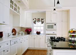 White Paint Color For Simple Kitchen Design Ideas  Simple - Simple kitchen ideas