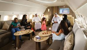 emirates executive jet