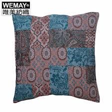 popular cushion fabric floral buy cheap cushion fabric floral lots