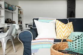 Ikea Ektorp Sofa Cushions Our New Customized Ikea Ektorp Sofa Replacement Slipcover The