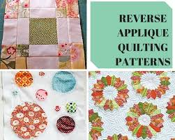 9 applique quilting patterns favequilts