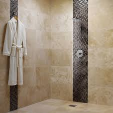 Travertine Tile Bathroom by Travertine Tile Borderherpowerhustle Com Herpowerhustle Com