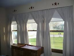 Curtains For Large Picture Windows by How Many Curtain Panels For Large Window Primitive Curtains For