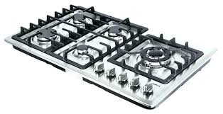Ge Profile Glass Cooktop Replacement Top Tri Star 2 Burner Lp Gas Range With 24 Griddle 36w Zoom Viking