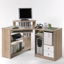 Schreibtisch Aus Eiche Eckschreibtisch Tanga Computer Pc Schreibtisch Büro Jugendzimmer