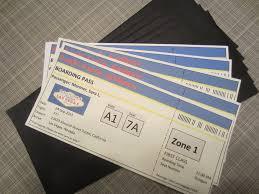 boarding pass invitations boarding pass invitations diy inspired