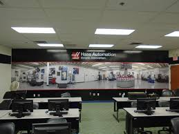 philadelphia airport please touch wall mural wrapthatcar lincoln tech haas automation wall mural
