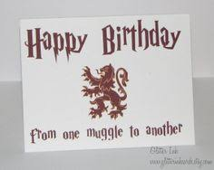 harry potter congratulations card greeting card a problem with owl post by papersauruscreative