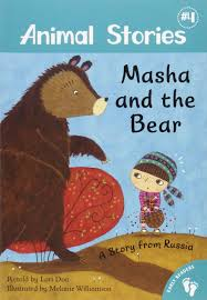 amazon masha bear story russia animal