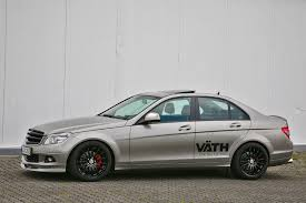 mercedes c class coupe tuning vath mercedes c class car tuning