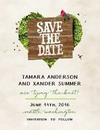 Rustic Save The Date Cards Save The Date Postcards Match Your Colors U0026 Style Free Basic