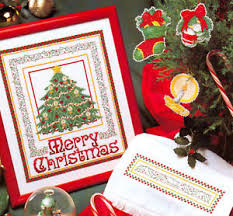 sharon pope o tannenbaum christmas tree cross stitch pattern ebay