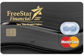 debit card freestar financial credit union debit card freestar financial