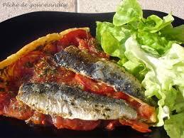 cuisiner des filets de sardines fraiches tarte aux tomates et aux filets de sardines fraîches péché de