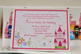 jingvitations superhero and princess party invitations