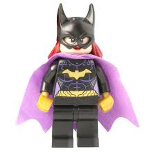 batgirl lego character toy box movable wall stickers