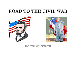 Civil War North Flag Road To The Civil War North Vs South Ppt Download
