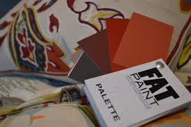 how fabrics can inspire your next fat paint project fat paint