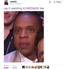 Jay Z 100 Problems Meme - the internet destroyed jay z after lemonade and it was hilarious