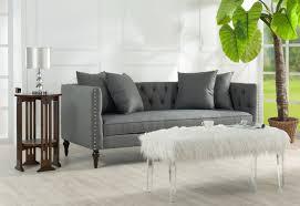 willa arlo interiors jackson chesterfield sofa u0026 reviews wayfair