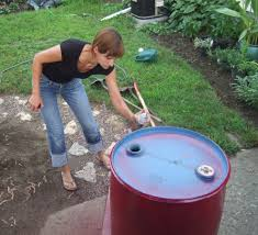 conserving water with rain barrels state by state gardening web