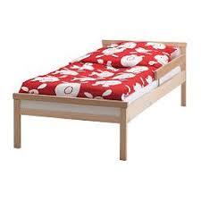 Beech Bed Frame Sniglar Bed Frame With Slatted Bed Base Ikea