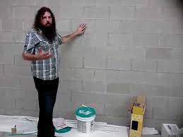 Painting Exterior Brick Wall - painting a brick wall youtube