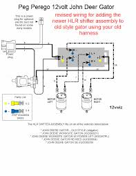 modified power wheels peg gator lhr shifter wiring diagram