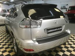 lexus rx 400h used car sale used lexus rx 400h 3 3 sr 5dr cvt auto 2 local owners for sale in