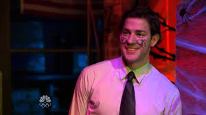 the office jim u0027s halloween costumes youtube