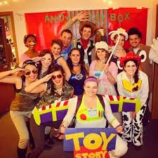 Toy Story Halloween Costumes Toddler 25 Disney Group Costumes Ideas Group