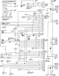 1985 chevy truck wiring diagram free 1985 free wiring diagrams