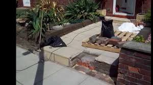 Garden Walls Ideas by Brickwork Ideas For Garden Walls Youtube