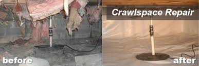 crawl space vapor barrier in indianapolis indiana crawlspace repair