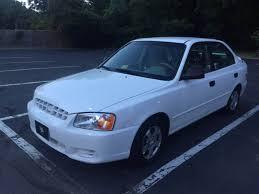 2002 hyundai accent sedan 2002 hyundai accent gl 4dr sedan in norfolk va pride automotive