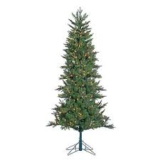 6 1 2 pre lit cut salem spruce tree 300 clear lights