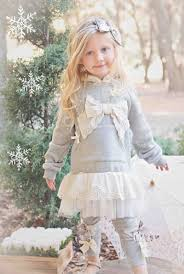 mae li rose lace bow hoodie in gray now in stock for the girls