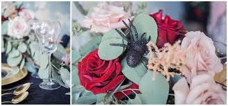 halloween wedding inspiration in tennessee