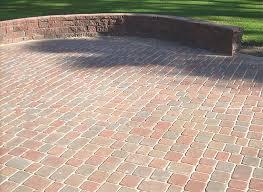 Brick Paver Patio Pictures Brick Patio Pavers Darcylea Design