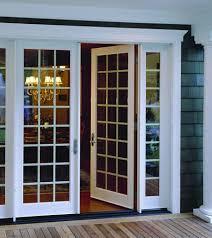 Swing Patio Doors by Folding Glass And Plastic Patio Doors