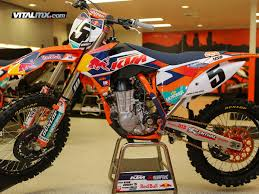 2014 motocross bikes 2014 red bull ktm factory team announced moto related