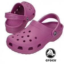 chaussure crocs cuisine sabot crocs prune