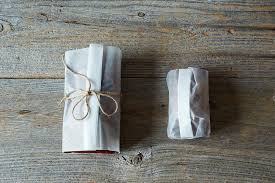 How To Wrap Wedding Gifts - how to wrap a quick bread 2 ways
