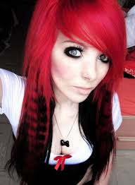 Emo Hairstyles For Girls With Medium Hair by Cute Red Hair Color Ideas U2013 Latest Hairstyles For You