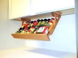 kitchen spice rack ideas kitchen spice storage ideas spice storage shelves large size of